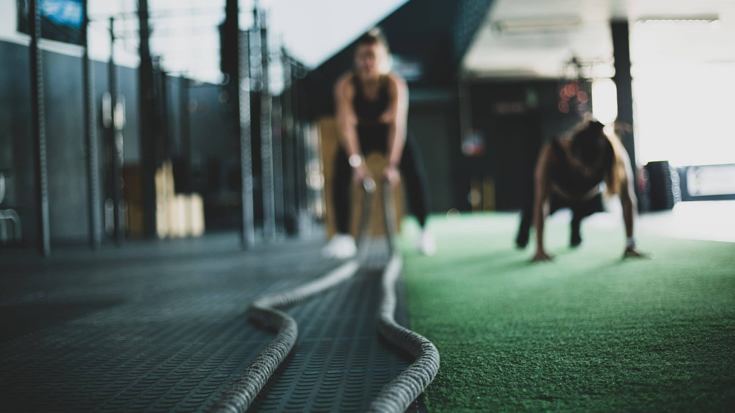 cross fit workouts